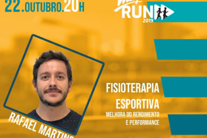 WorkShop Fisioterapia Esportiva - MAG-RUN-2019